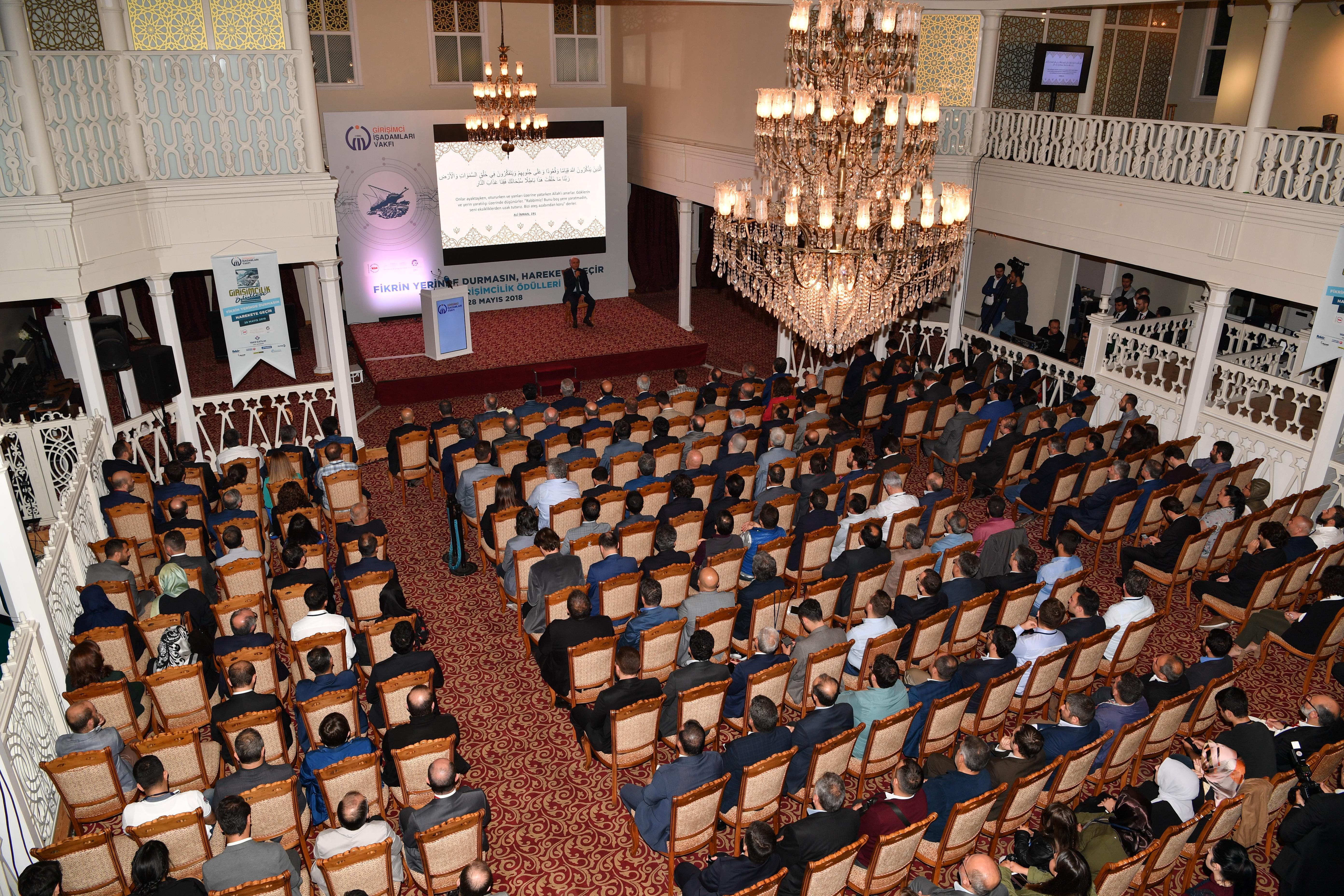 GİV 6. Girişimcilik Ödülleri Kuran ve Kapanış